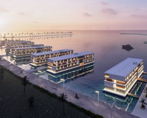 ADMARES TO DELIVER 16 FLOATING HOTELS TO QATAR TO SERVE TOURISTS AND FANS FOR THE FIFA WORLD CUP 2022
