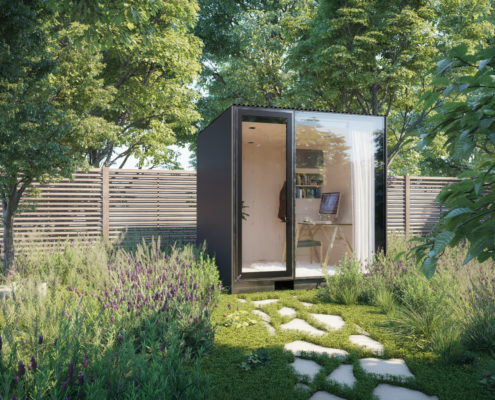 DWELLITO - A Backyard Office, Delivered to Your Door
