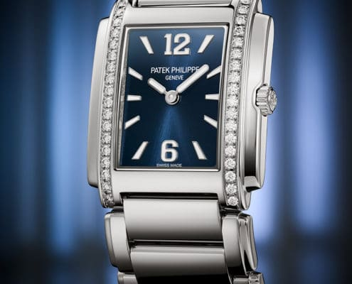 A new face for the Twenty~4, the Patek Philippe ladies